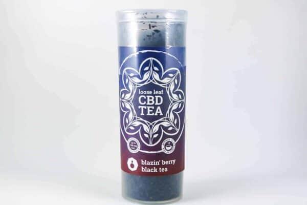 Cbd Tea Blazin Berry