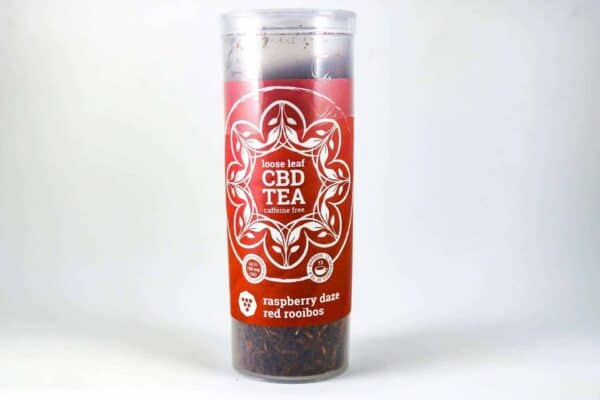 Cbd Tea Raspberry Daz Red Rooibos