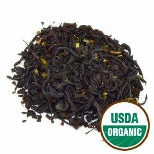 Organic Blackberry Black Tea