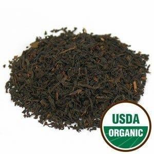 Organic Keemum Congou Tea