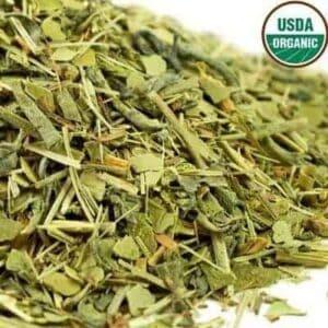 Organic Keep Fit Green Tea