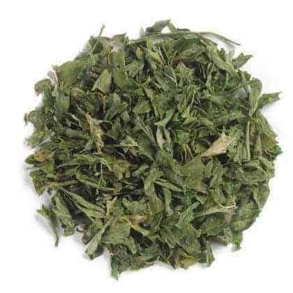 Organic Red Raspberry Leaf Tea