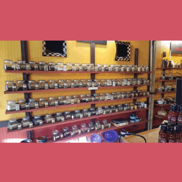 Our Selection Of Spices Available at Our Shop in Hendersonville NC