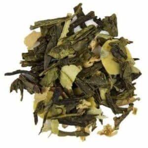 Sweet Almond Green Tea